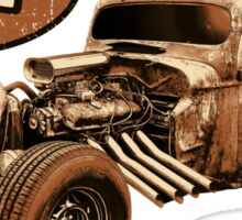Rust RAT Sticker