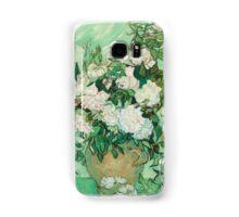 Vincent Van Gogh - Roses 1890 Samsung Galaxy Case/Skin