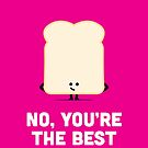 Character Building - Valentines - Sliced Bread by SevenHundred