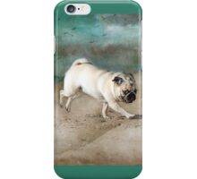 When Pugs Fly iPhone Case/Skin