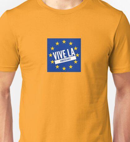 Vive la Bresistance Unisex T-Shirt