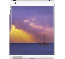 Serenity at Sunset iPad Case/Skin