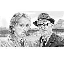 Eddie and Richie  Photographic Print