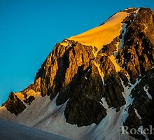 Snowmass Area and the Amazing HagerMan Peak  by Roschetzky