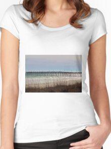 Carolina Coast Women's Fitted Scoop T-Shirt