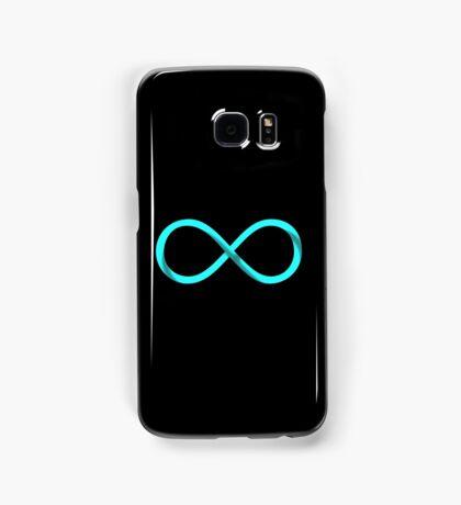 Neon Infinity Samsung Galaxy Case/Skin