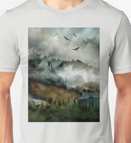 Eagles Mountains Unisex T-Shirt