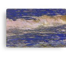 Atlantic Breaker Canvas Print