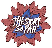 tssf flower Photographic Print