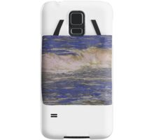 Tote Bag 33..................................Atlantic Breaker Samsung Galaxy Case/Skin