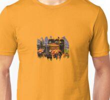 The Old Tillamook Logging Truck Unisex T-Shirt