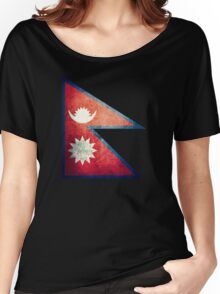 Nepal - Vintage Women's Relaxed Fit T-Shirt