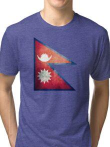 Nepal - Vintage Tri-blend T-Shirt