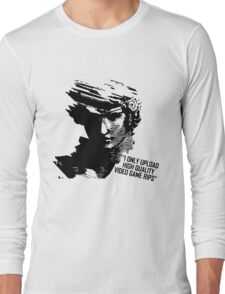 SiIvaGunner Quote Long Sleeve T-Shirt