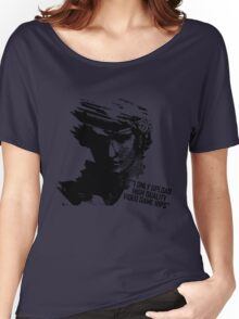 SiIvaGunner Quote Women's Relaxed Fit T-Shirt
