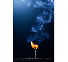 Ignition Photographic Print