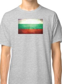 Bulgaria - Vintage Classic T-Shirt
