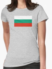 Bulgaria - Standard Womens Fitted T-Shirt