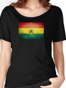 Ghana - Vintage Women's Relaxed Fit T-Shirt