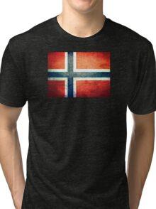 Norway - Vintage Tri-blend T-Shirt