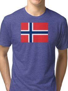 Norway - Standard Tri-blend T-Shirt