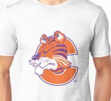 clemson tiger logo Unisex T-Shirt