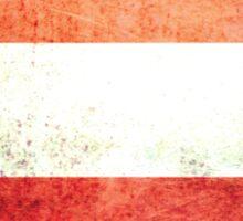Austria - Vintage Sticker