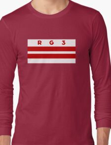 RG3 / D.C. Flag Long Sleeve T-Shirt