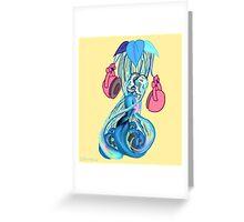 Arbor Azule- Aoba's Soul Greeting Card