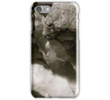 Waterfalls Trummelbach 2 iPhone Case/Skin