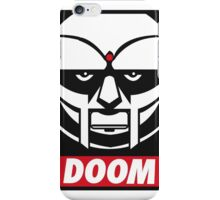 MF DOOM OBEY iPhone Case/Skin