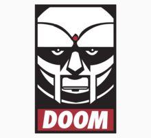 MF DOOM OBEY by trendyteeshirts