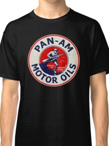 Pan Am Motor Oils Classic T-Shirt