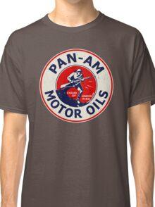 Pan Am Motor Oils Classic T-Shirt