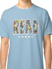 Be Well Read - READ TAROT (Black) Classic T-Shirt