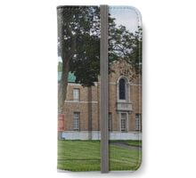 Old West End First Congregational Church iPhone Wallet/Case/Skin