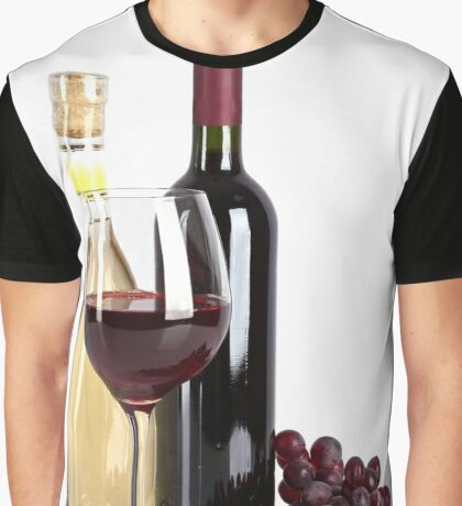 DRINKS Graphic T-Shirt
