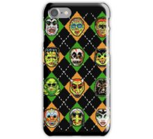 Scary Christmask iPhone Case/Skin