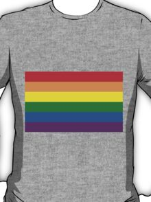 Gay Pride Flag T-Shirt