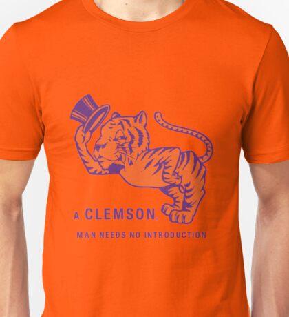 a clemson tiger Unisex T-Shirt