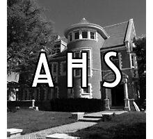 AHS murder house Photographic Print