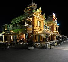 Breakfast Creek Hotel (1889). Brisbane, Queensland, Australia. by Ralph de Zilva