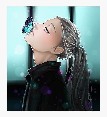 Yuri On Ice - Victor (Teen) Photographic Print