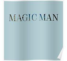 Magic Man--Arch Rock Poster