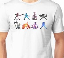 Skullgirls galaxy Unisex T-Shirt