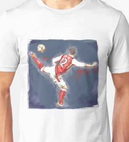 Olivier Giroud & the Scorpion Goal! Unisex T-Shirt