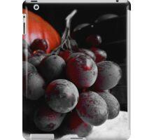 Dark Grapes iPad Case/Skin