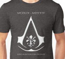 Assassin's Creed II - Ezio Auditore Da Firenze Unisex T-Shirt