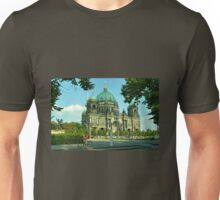 Cathedral of Berlin  Unisex T-Shirt