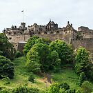 Edinburgh Castle, Scotland by fotosic